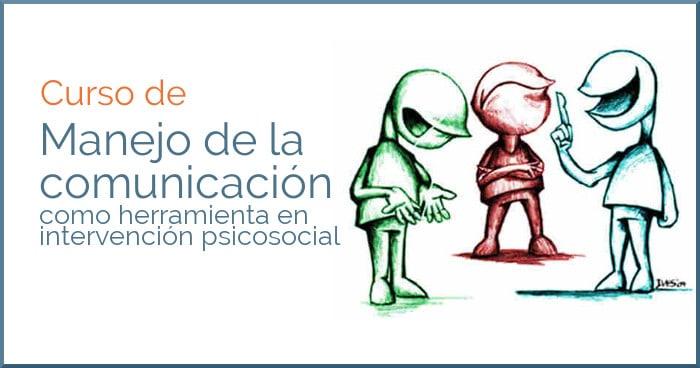 curso comunicación en intervención psicosocial