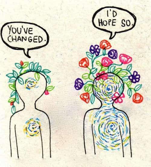 Has cambiado