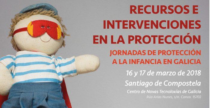Jornadas de protección a la infancia en Galicia