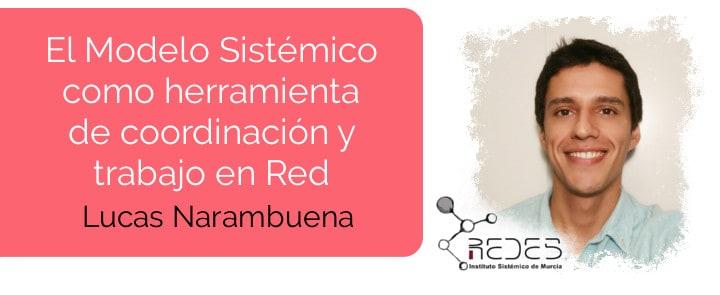 El Modelo Sistémico como herramienta de coordinación y trabajo en Red - Lucas Narambuena