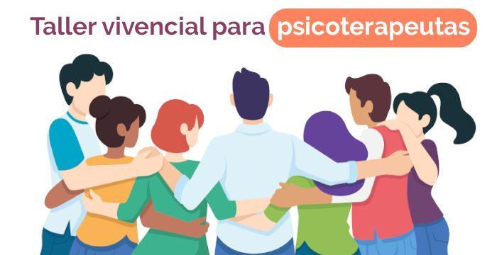 Taller vivencial online para psicoterapeutas