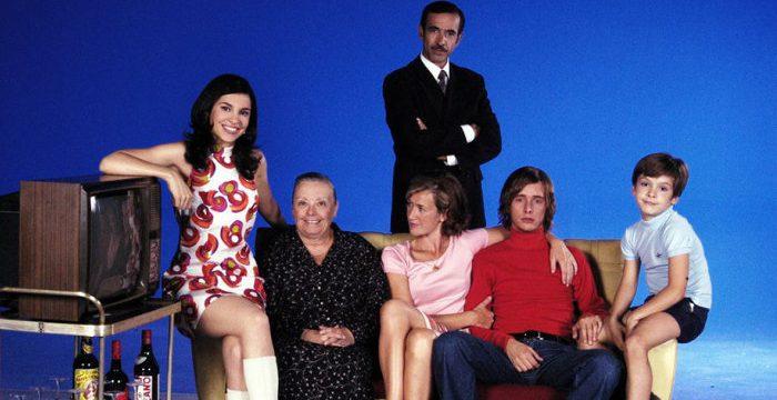 Evolución de los modelos familiares en televisión