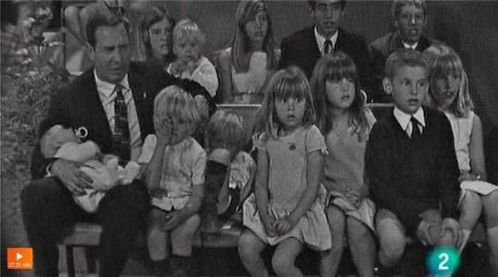 la familia en televisión española
