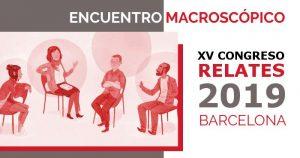 Encuentro macroscópico en el Congreso Relates 2019