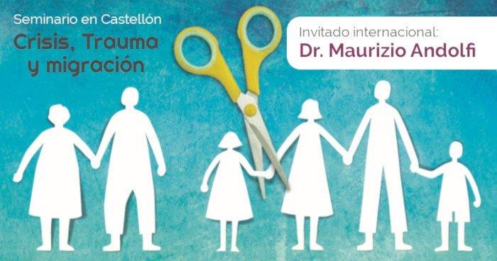 Seminario «Crisis, trauma y migración» con Maurizio Andolfi