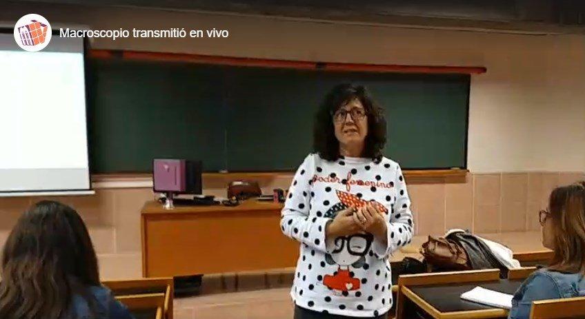 Marga Herrero presenta Purita Ilusión