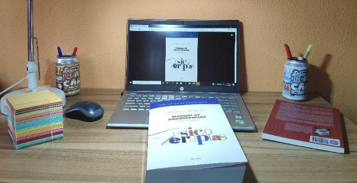 """Presentación del """"Manual de psicoterapias"""" de Alberto R. Morejón"""