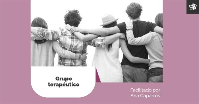Grupo terapéutico para profesionales