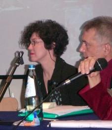 Teresa García y Jean Jacques Wittezaele