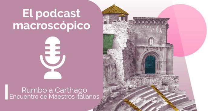 3x04 Rumbo a Carthago - Encuentro de Maestros italianos